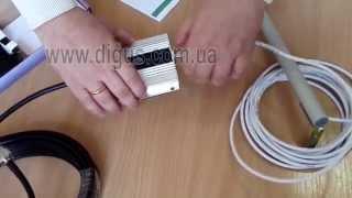 Демонстрация Усилитель GSM сигнала ICS7MINI-G 900 mHz. Подключаем антенны Gsm.(Дешевый Репитер Gsm 900 мГц. http://digus.com.ua/signal-booster/gsm-repeater-ics7mini-g-900mhz/ Комплект наружная и внутренняя gsm антенны..., 2015-11-03T13:11:23.000Z)