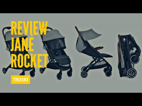 Silla Jané Rocket REVIEW