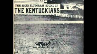 The Solid Bluegrass Sound Of The Kentuckians [1975] - The Kentuckians