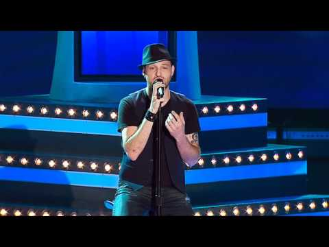 The Voice Australia: Glenn Cunningham (@Its_Just_G) sings Lately