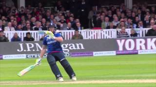 Ashes 2015: England vs Australia | 2nd ODI | Ben Stokes Obstructing the field Controversy