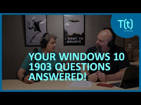 Microsoft cranks up Windows 10 1803-to-1903 forcible