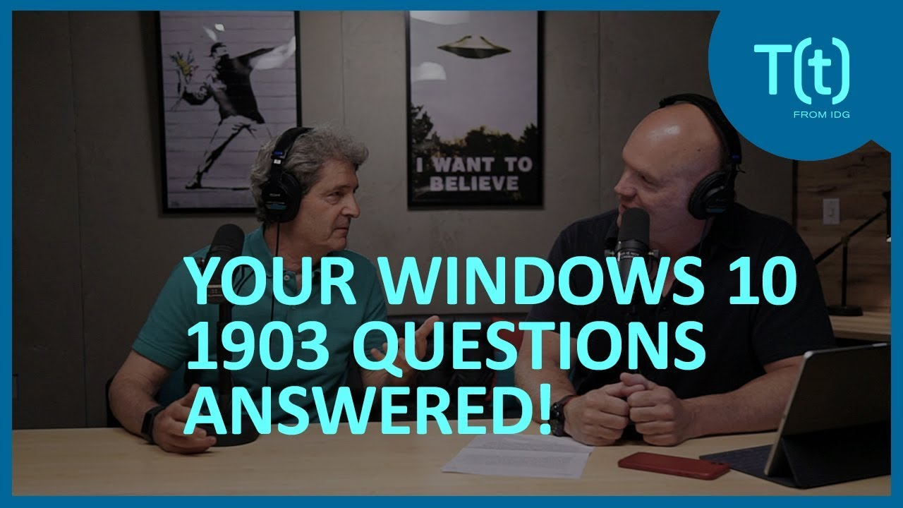 Microsoft starts Windows 10's 1803-to-1903 forced upgrade