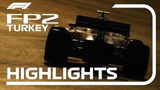 2020 Turkish Grand Prix: FP2 Highlights