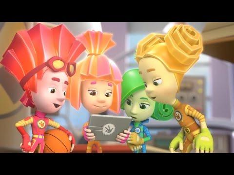 Фиксики - Кино   Познавательные мультики для детей