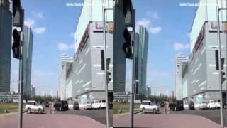 Астана в 3D Стерео Первый документальный 3D