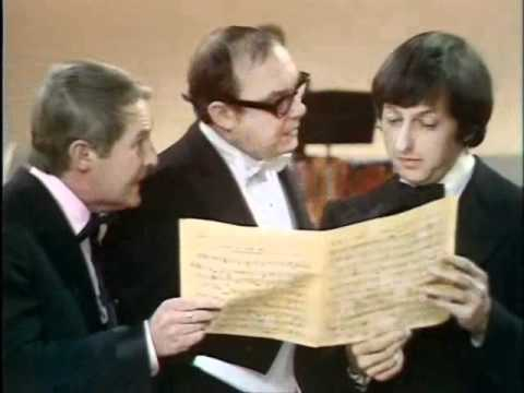 Morecambe and Wise  Andre Previn The full sketch