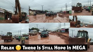 EDO: Update On The Construction Of Ekenhuan Road In Benin City By The Edo State Government.