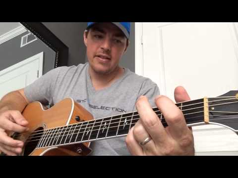 Diggin' Up Bones - Randy Travis (instructional / chords)