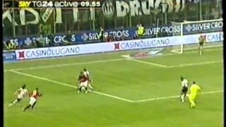 Serie A 2005/2006: AC Milan vs Juventus 3-1 - 2005.10.29 - IT SKY