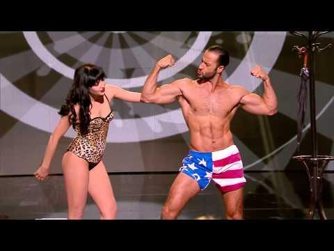 Romeo & Lada the burlesque couple - Semi-Final 3 - France's Got Talent 2013
