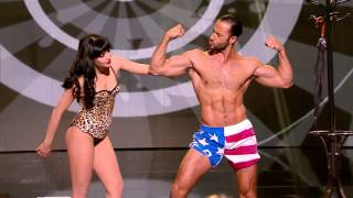 Romeo & Lada the burlesque couple - Semi-Final 3 - France's Got Talent 2013