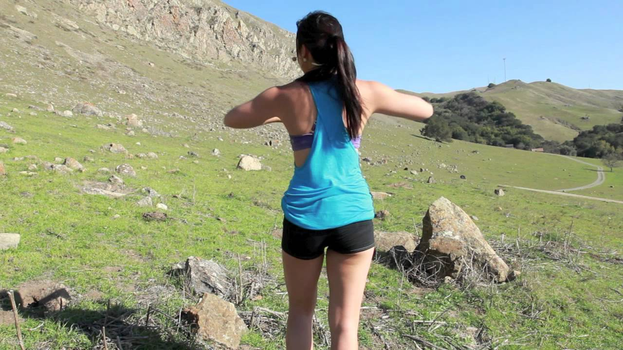 POP Pilates: Backless Dress Workout - YouTube
