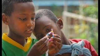 E8 Smilene fra Etiopia