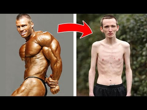 7 Famous Bodybuilders Then and Now
