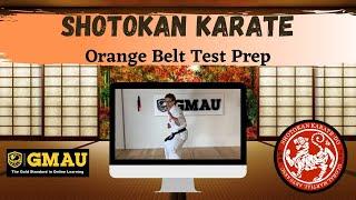 GMAU Shotokan Karate Live Class