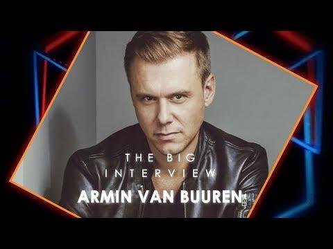 Billboard Radio China - Armin Van Buuren (The Big Interview)