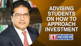 Back To School - Advising Students On How To Approach Investment | Diwali Special
