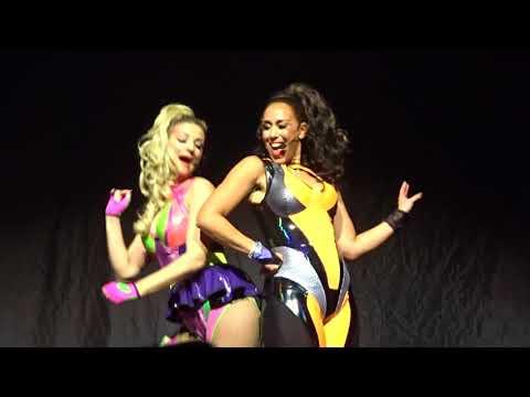 Vengaboys @ Echo Arena, Liverpool - We Like To Party (The Vengabus)