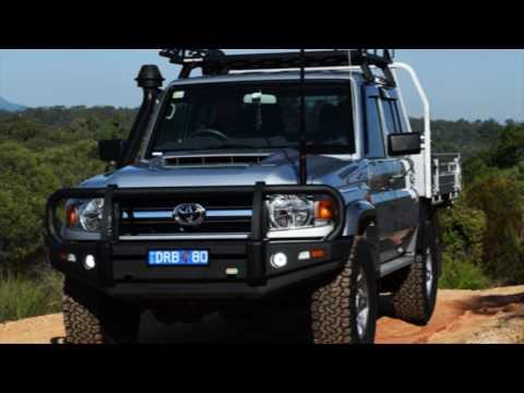 EFS Adventure Series Bullbar - Toyota Landcruiser 79 series