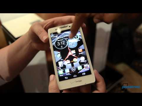 Hands-on with the Motorola Droid RAZR M, RAZR HD, and RAZR Maxx HD
