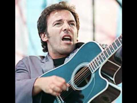 Bruce Springsteen - SATISFIED MIND 1988  (audio)
