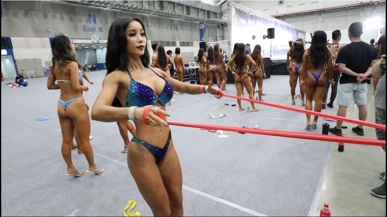 2020總統盃女子比基尼健美比賽