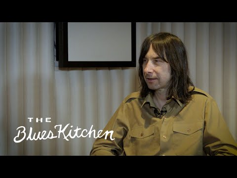 Bobby Gillespie On Primal Scream's 'Maximum Rock N Roll' – The Blues Kitchen Presents...