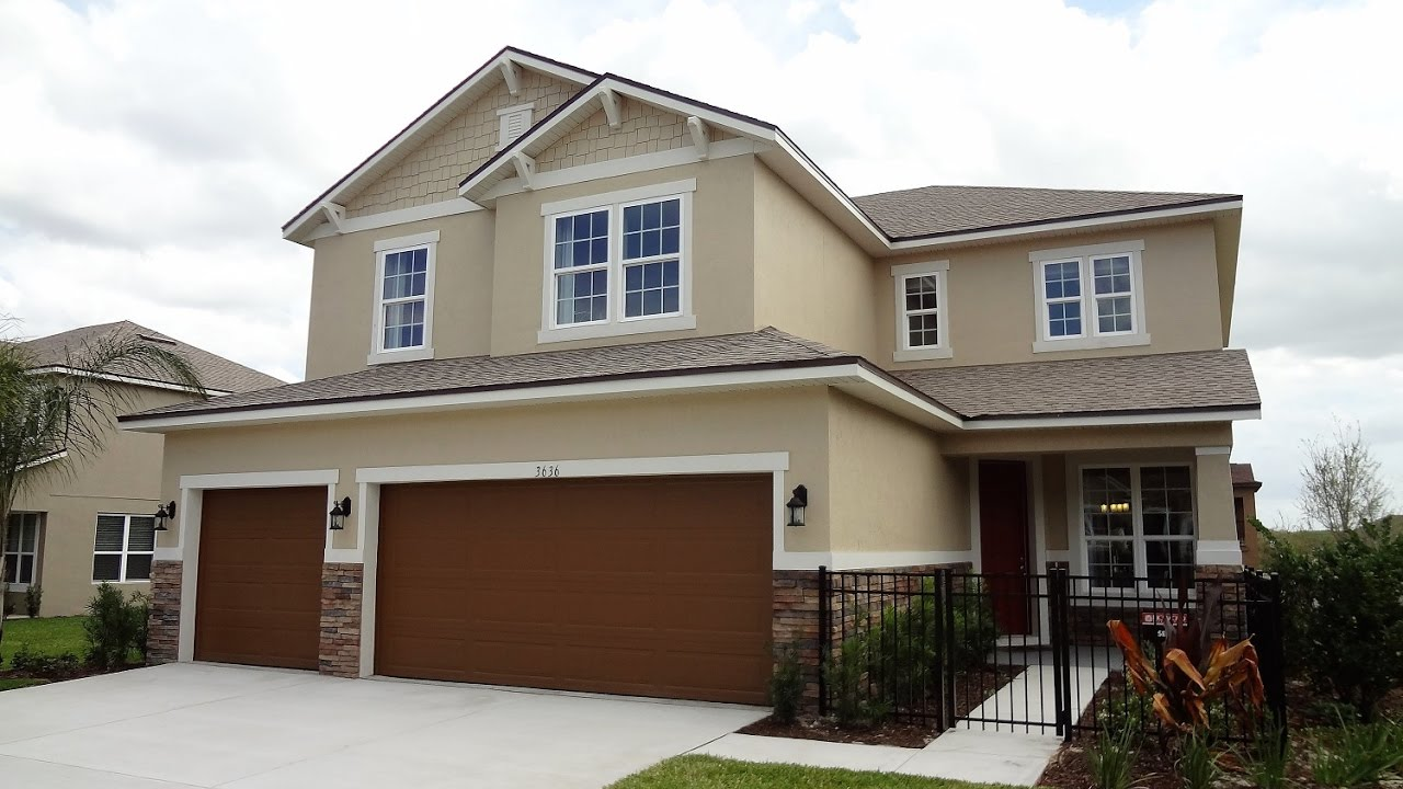 Apopka new homes chandler estates by richmond american for New american homes