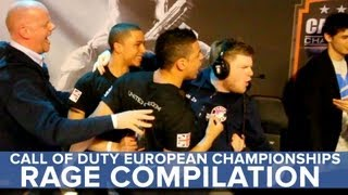 Rage Compilation - Call of Duty European Championships - Eurogamer thumbnail