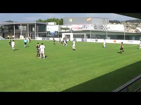 Gol de Renan Ribadumia 0 Ourense CF 1
