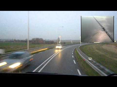 EASY JOB in Holland(The Zeeland Bridge)