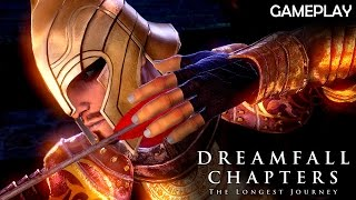 Dreamfall Chapters - Book Two: Rebels • PC gameplay • 1080p 60FPS • GTX 970 • MAX SETTINGS • SweetFX