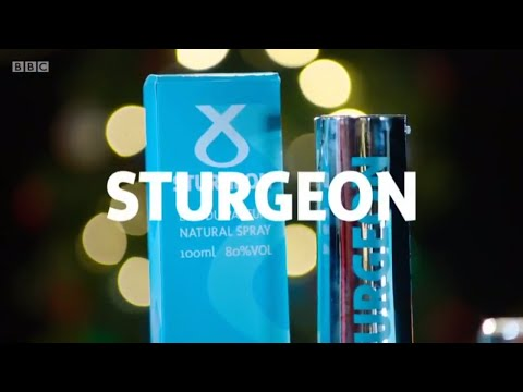 Only An Excuse - Nicola Sturgeon on her new perfume range.