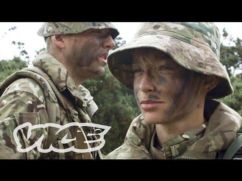 Training UK's Teenage Cadets For Combat: Rule Britannia (Part 2)