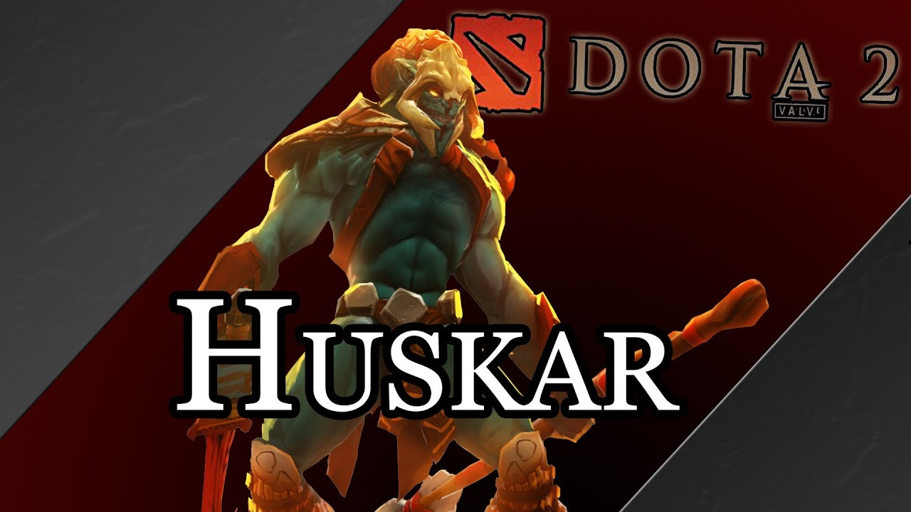 let s play dota 2 001 german hd huskar fun 1 3 youtube