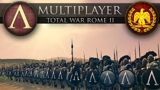 Roman, Come and Take Them! (Total War: Rome II Online Battle #243)