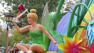 "2017 ""FESTIVAL OF FANTASY"" MAGIC KINGDOM PARADE @ DISNEYWORLD"