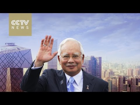 Malaysian PM visiting China