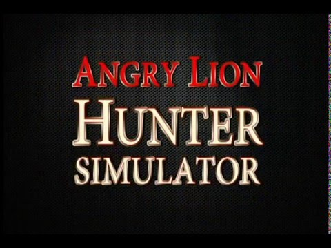 Angry Lion Hunter Simulator - The Game Depot