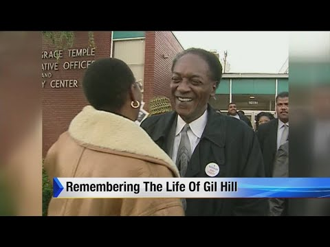 Remembering the life of Gil Hill