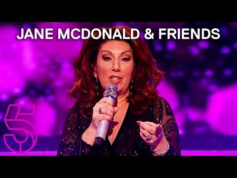 Jane McDonald talks about her partner, Ed | Jane McDonald & Friends | Channel 5