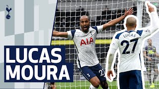 100 Premier League appearances! LUCAS MOURA'S BEST MOMENTS FROM HIS PREMIER LEAGUE CENTURY!