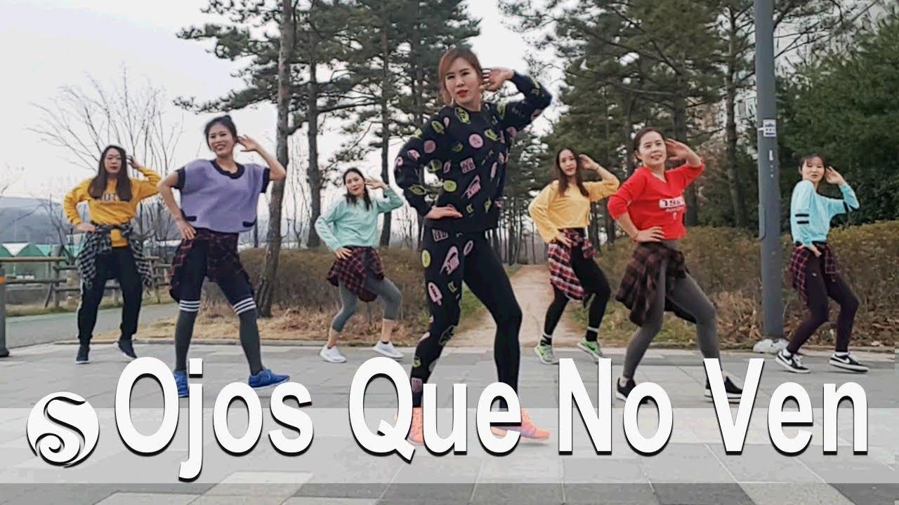 Ojos Que No Ven. Maluma. Choreo by Sunny. Zumba. Dance. Cardio. Diet.  줌바. 줌바댄스. 홈트. 다이어트.