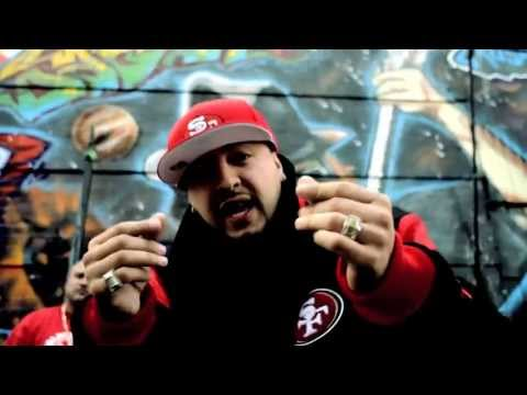 """""""In San Francisco"""" Napalm & Erruption Feat. Goldtoes (Classic Bay Area Hip Hop Video)"""