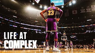 Will The Lakers & Lebron Make The Playoffs? | #LIFEATCOMPLEX