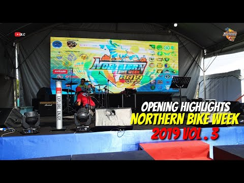 Opening Highlights Northern Bike Week 2019 || Vol.3