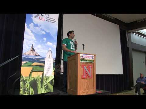 Nebraska Walk For Life 2015 Speaker - Mario St. Francis