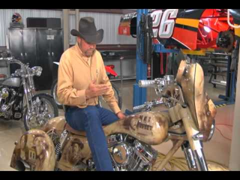 The Deadwood Gem Harley Davidson Motorcycle is protected by Bestline Superior Lubricants