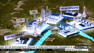 """Куда заливает миллиарды """"Газпром"""" или """"хорошее кино"""" для Медведева"""